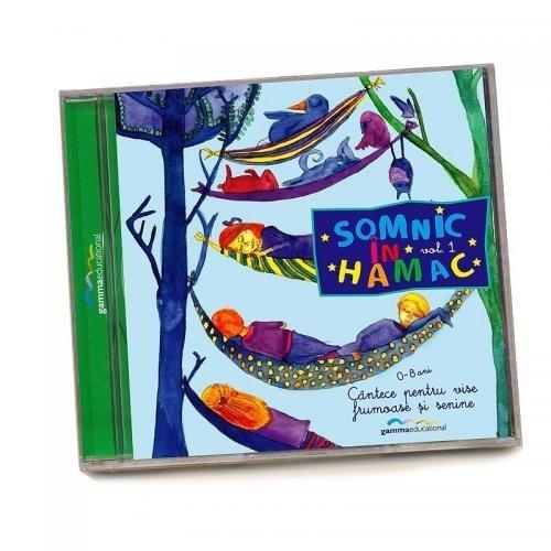 Gamma Educational Album muzical Somnic in Hamac vol1 - Jucarii copilasi - Jucarii educative bebe