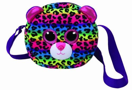 Gentuta de umar din plus ty 15cm leopardul dotty - Jucarii copilasi - Jucarii din plus