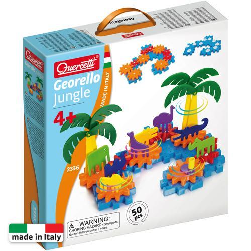 Georello Jungle - Jucarii copilasi - Toys creative