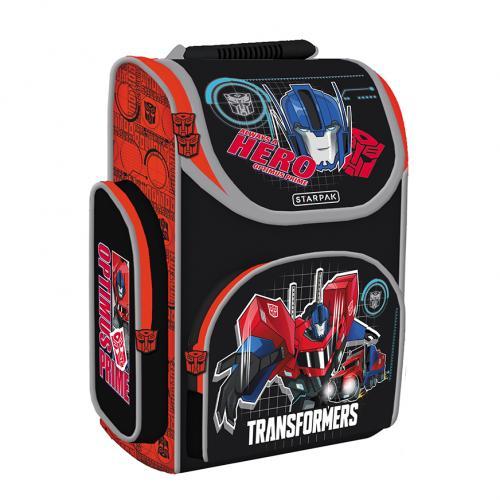 Ghiozdan Ergonomic Transformers - Rechizite - Ghiozdane si trolere