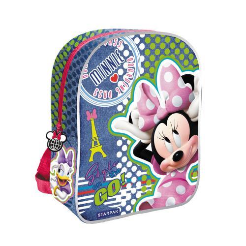 Ghiozdan Prescolari Minnie Mouse - Rechizite - Ghiozdane si trolere