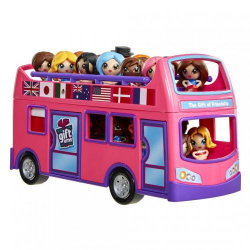 Gifts-set de jucarii - autobuz - Jucarii copilasi - Figurine pop
