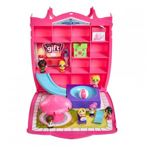 Gifts- set de jucarii - hotel - Jucarii copilasi - Figurine pop