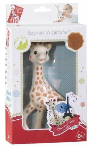 Girafa Sophie In Cutie Cadou Pret A Offrir - Jucarii bebelusi -