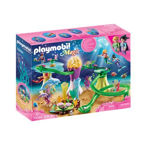 Golful Sirenelor Si Cupola Luminata - Jucarii Playmobil -