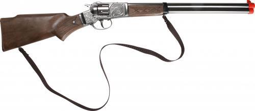 GONHER Pusca Cowboy 8 metalic - Jucarii copilasi - Pusti si pistoale