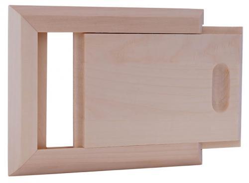 Grilaj ventilatie interior cabina de sauna 620 - Jucarii exterior - Piscine