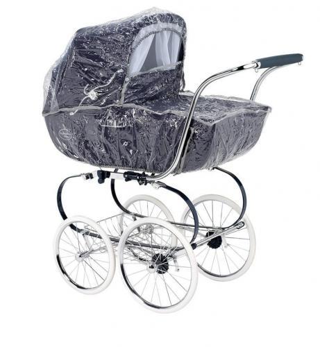 Husa Ploaie Landou - Carucior bebe - Protectie ploaie
