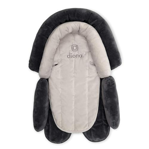 Insert Nou-Nascut Cuddle Soft Gri - Carucior bebe - Accesorii carut