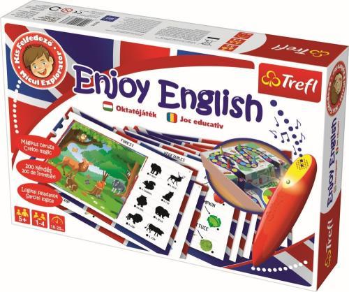 Invata engleza cu jocul cu stilou electronic - Jocuri pentru copii - Jocuri societate