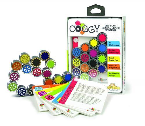 Iq Puzzle Coggy Fat Brain Toys - Jucarii copilasi - Jucarii logica