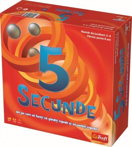Joc 5 secunde - Jocuri pentru copii - Jocuri societate