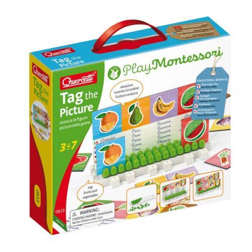 Joc Alege Fotografia Montessori - Jucarii copilasi - Jucarii educative bebe