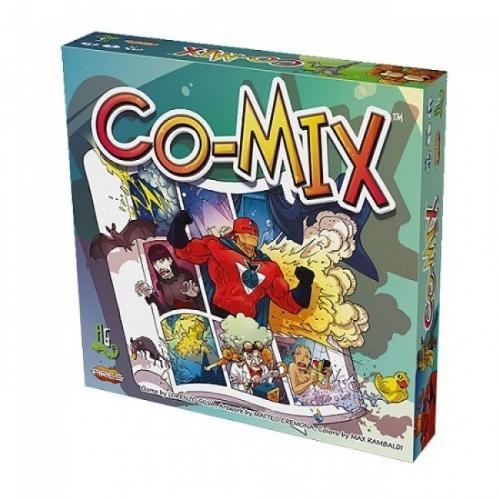 Joc Co-mix - Jocuri pentru copii - Jocuri societate