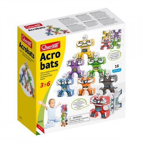 Joc constructie Acrobati - Jucarii copilasi - Jucarii de constructie