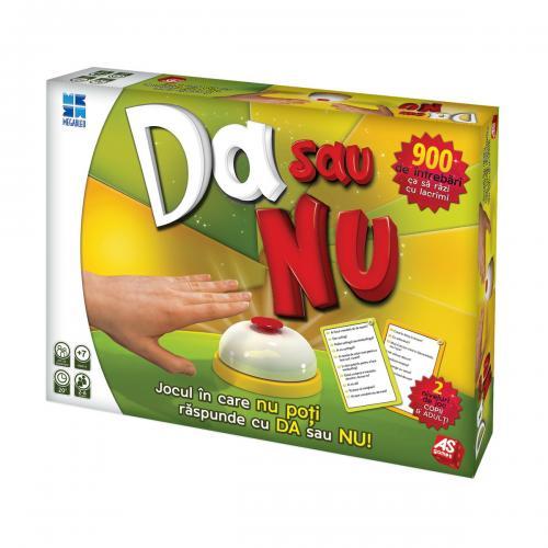 Joc da sau nu - Jocuri pentru copii - Jocuri societate