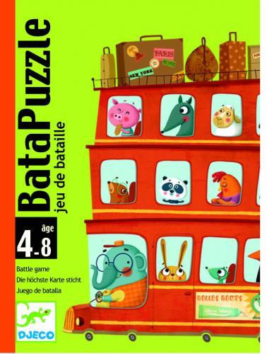 Joc de carti djeco batapuzzle - Jocuri pentru copii - Jocuri societate