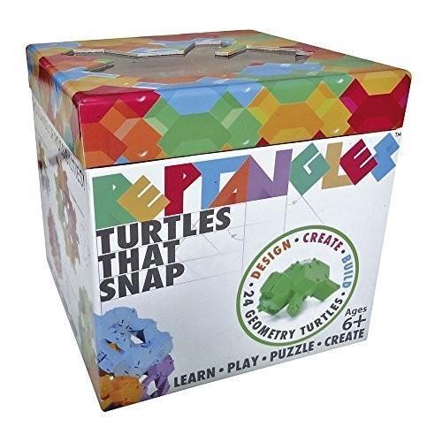Joc De Constructie Testoasele - Fat Brain Toys - Jucarii copilasi - Jucarii de constructie