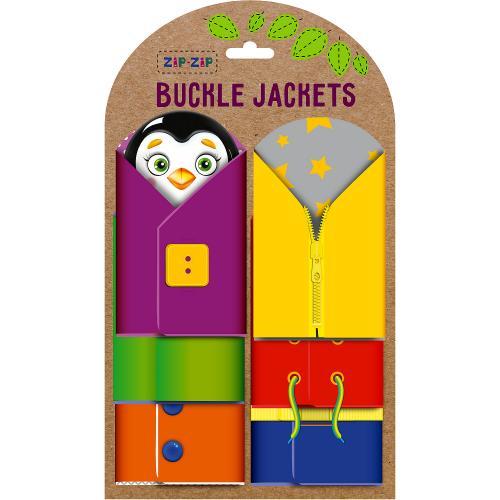 Joc de indemanare Hainutele Pinguinului Roter Kafer RZ3001-01 - Jucarii copilasi - Jucarii educative bebe