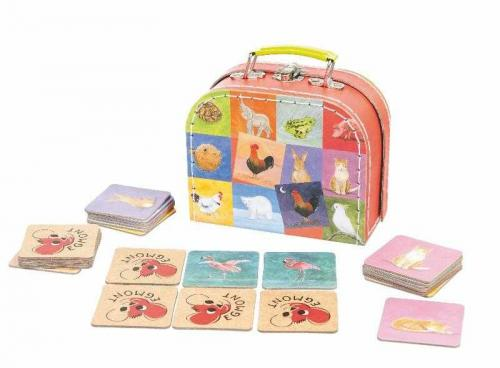Joc de memorie antonime - Jucarii copilasi - Jucarii educative bebe