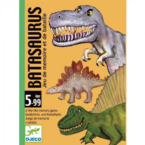 Joc de memorie djeco batasaurus - Jocuri pentru copii - Jocuri societate
