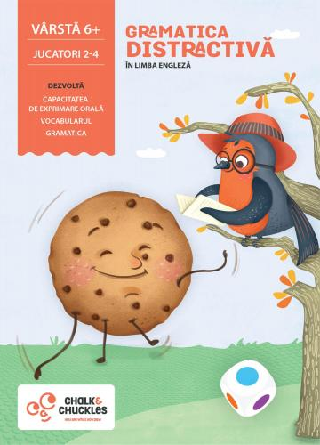 Joc de potrivire - Gramatica distractiva - Jucarii copilasi - Jucarii lingvistica