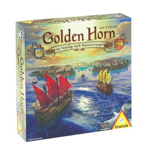 Joc De Societate Golden Horn - Jocuri pentru copii - Jocuri societate