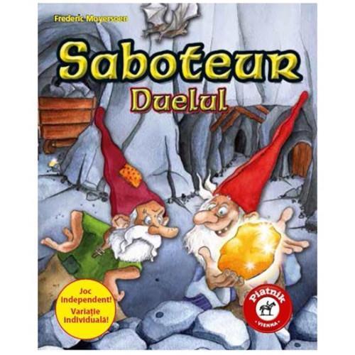 Joc de Societate Saboteur Duelul - Jocuri pentru copii - Jocuri societate