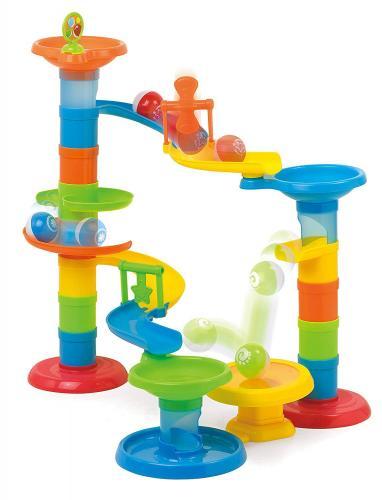 Joc Educativ Turnul Cu Rollercoaster - Jucarii copilasi -
