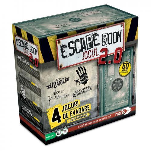 Joc escape room 20 - Jocuri pentru copii - Jocuri societate