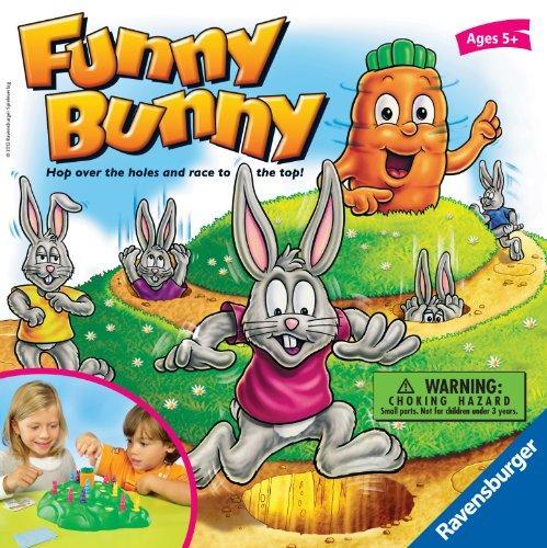 JOC FUNNY BUNNY (ro) - Jocuri pentru copii - Jocuri matematica