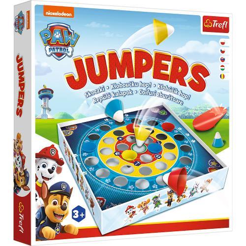 Joc jumpers patrula catelusilor - Jocuri pentru copii - Jocuri societate
