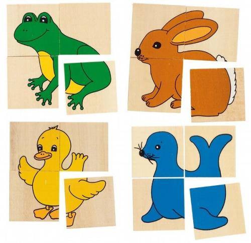Joc Karemo 5 animale - Jucarii copilasi - Jucarie interactiva