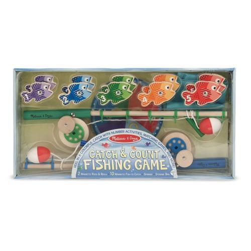 Joc Magnetic De Pescuit Melissa And Doug - Jocuri pentru copii - Jocuri magnetice