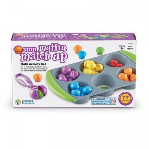 Joc matematic - Mini briose - Jocuri pentru copii - Jocuri matematica