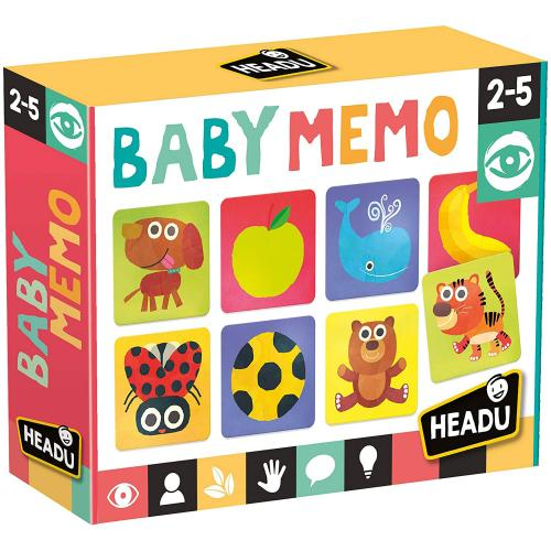 Joc Memorie Baby - Jucarii bebelusi -