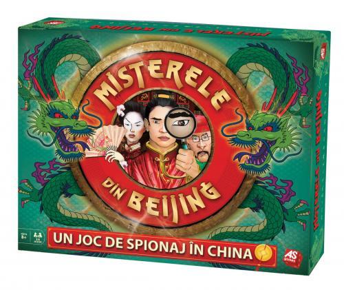 Joc misterele din beijing - Jocuri pentru copii - Jocuri societate