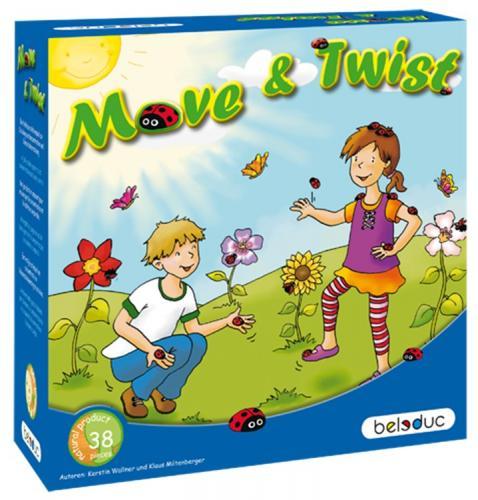 Joc Move & Twist - Jucarii copilasi -