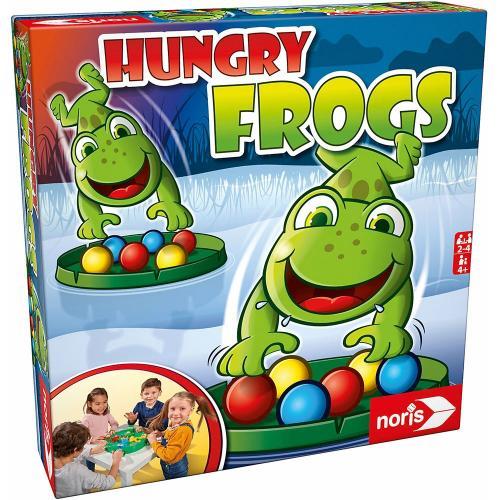 Joc Noris Hungry Frogs - Jocuri pentru copii - Jocuri societate