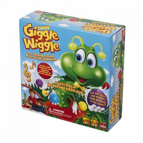 Joc omida giggle wiggle - Jocuri pentru copii - Jocuri societate