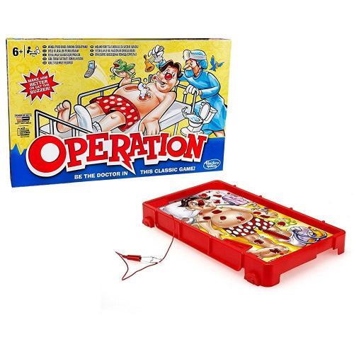 Joc original operatia - Jocuri pentru copii - Jocuri societate