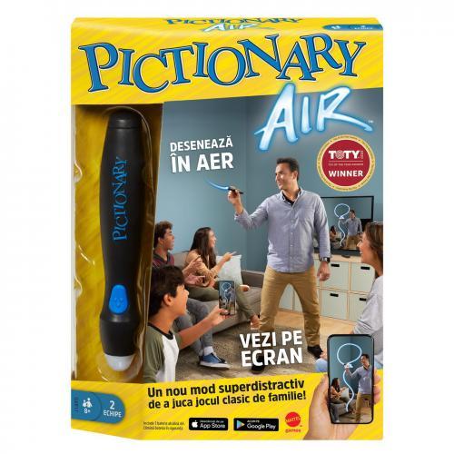 Joc pictionary air limba romana - Jocuri pentru copii - Jocuri societate