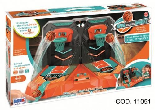 Joc provocare Baschet RS Toys - Jucarii copilasi - Arta indemanare
