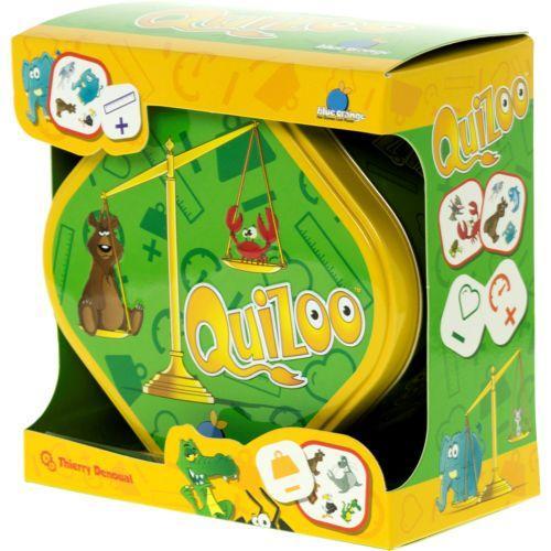 Joc Quizoo - Jocuri pentru copii - Jocuri societate