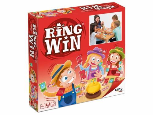 Joc RING WIN - Cayro - Jocuri pentru copii - Jocuri societate