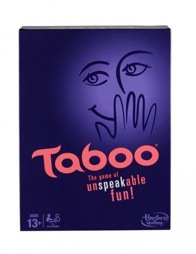Joc taboo clasic - Jocuri pentru copii - Jocuri societate