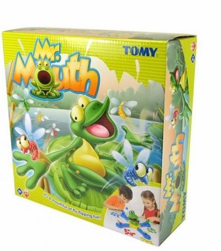 Joc Tomy: broasca lacoma - Jocuri pentru copii - Board games