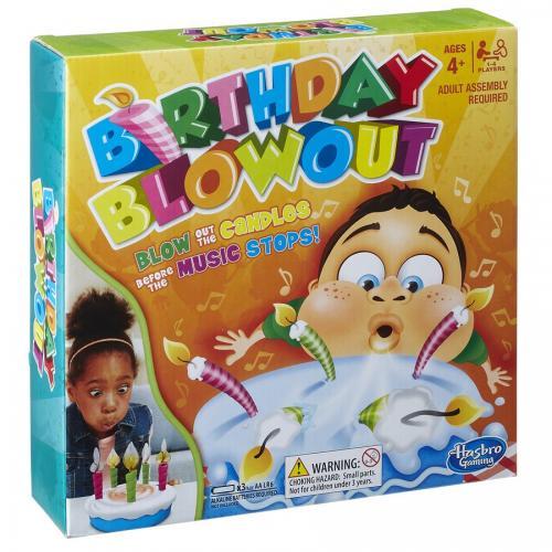 Joc tort zi de nastere - Jocuri pentru copii - Jocuri societate