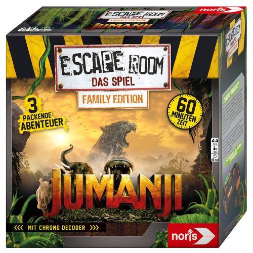 Jocul escape room jumanji limba romana - Jocuri pentru copii - Jocuri societate