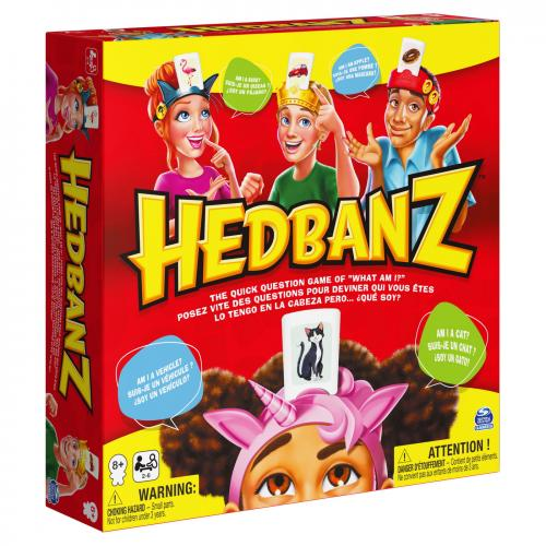 Jocul original hedbanz - Jocuri pentru copii - Jocuri societate